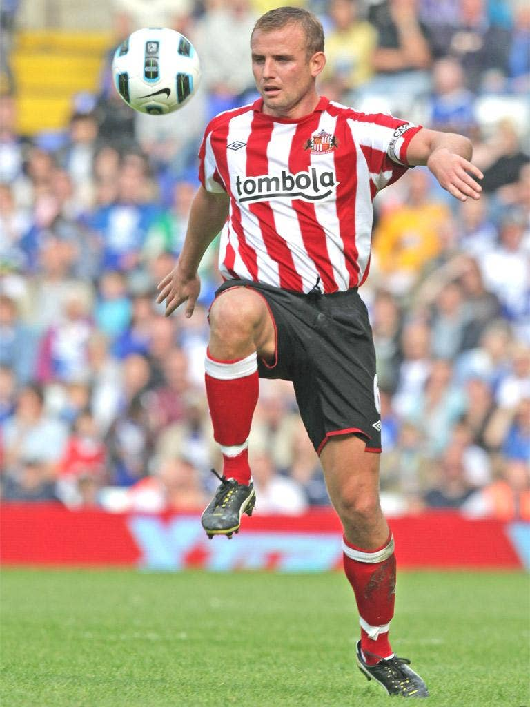 Sunderland have been revived under Martin O'Neill, says Lee Cattermole