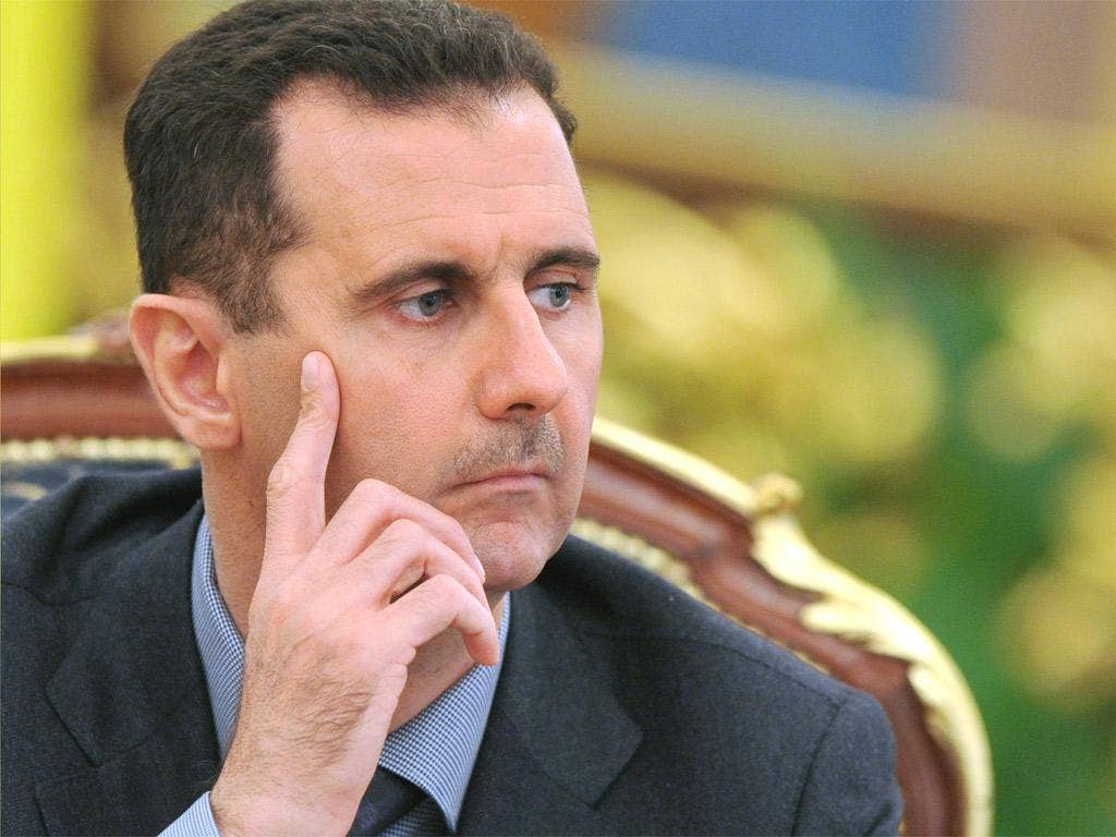 President Bashar al-Assad called the mission a 'flagrant interference' in Syria's affairs