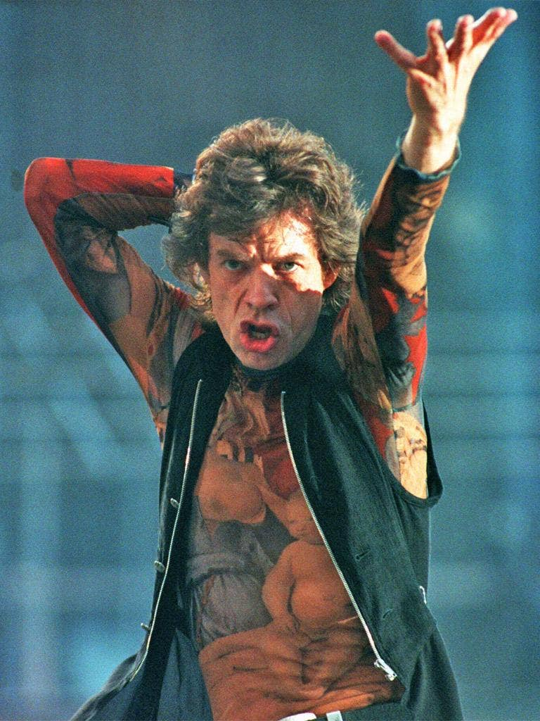 Jagger: 'I find myself being used as a political football'