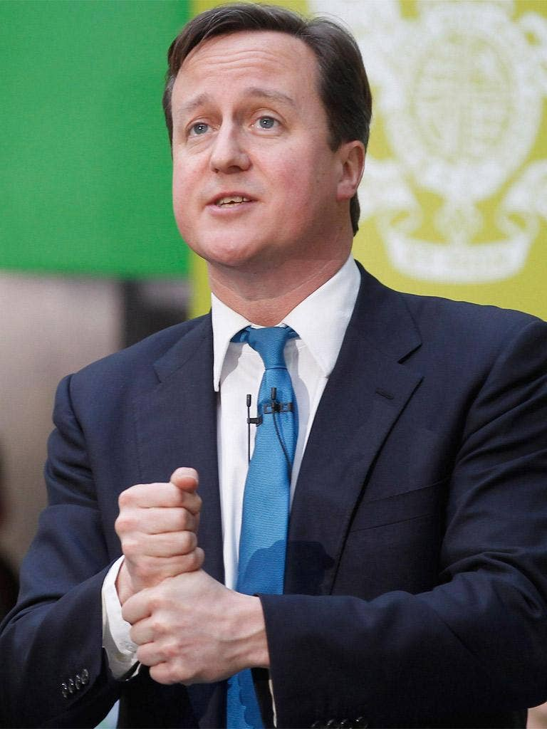 David Cameron wants reforms after ministers called the court intrusive