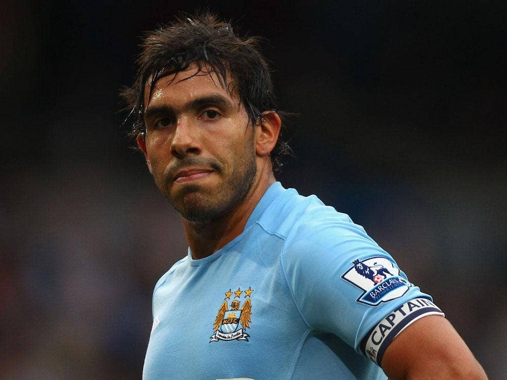 Tevez hasn't received a wage from Manchester City for the past two months