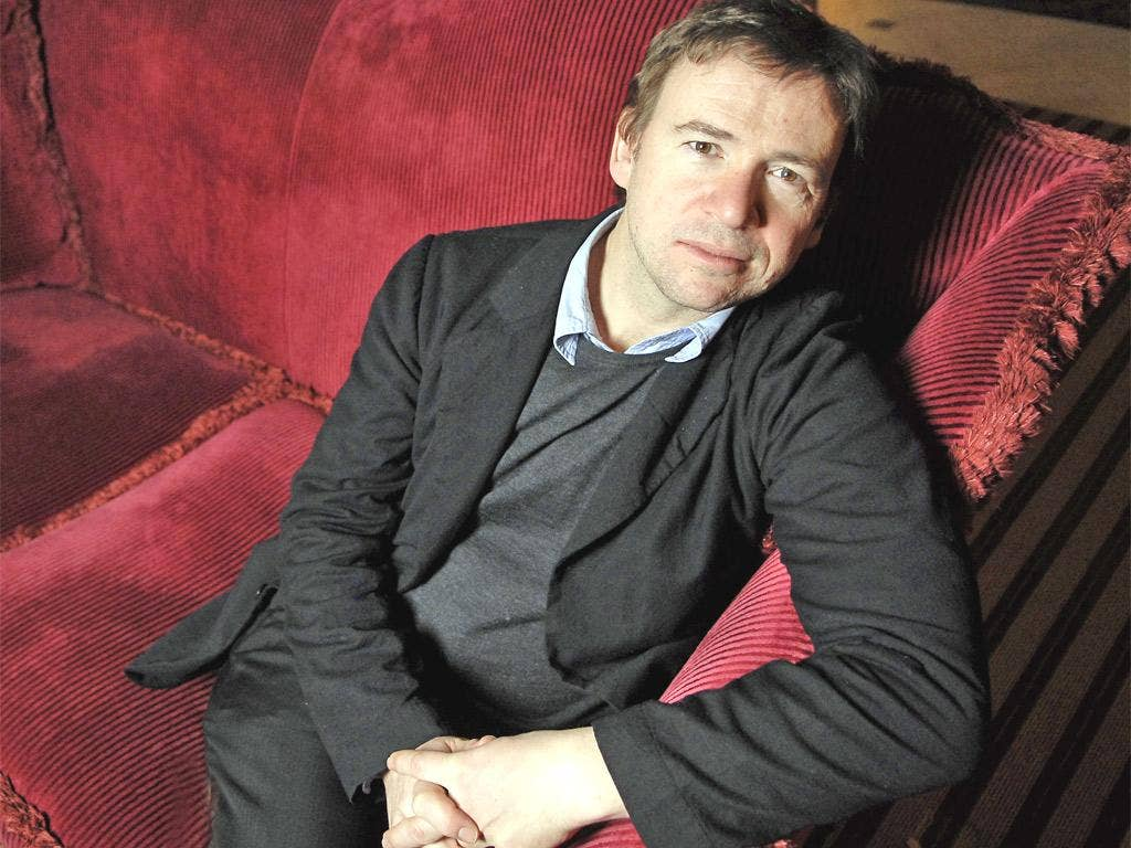 David Nicholls: 'A lot of novelists improvise, and I'm quite envious of that ability'