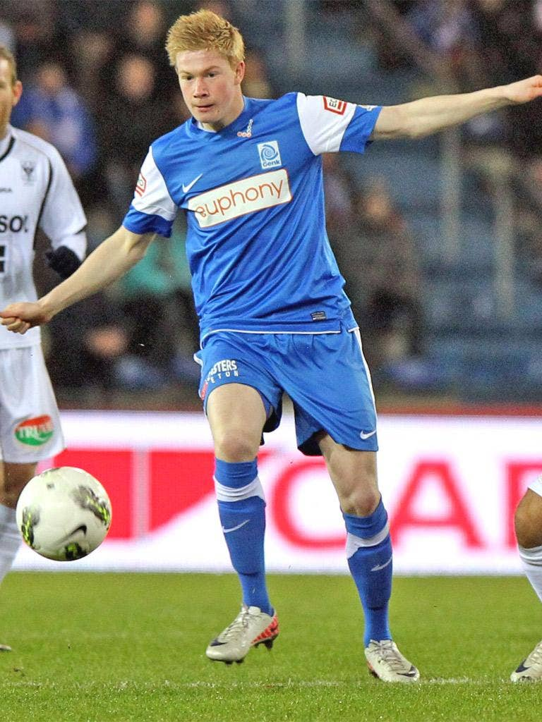 De Bruyne is joining Chelsea but is likely to be loaned back to Genk