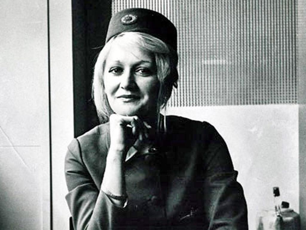 Vesna Vulovic became a Serb heroine when Croat separatists blew up her Yugoslav Airlines flight in 1972
