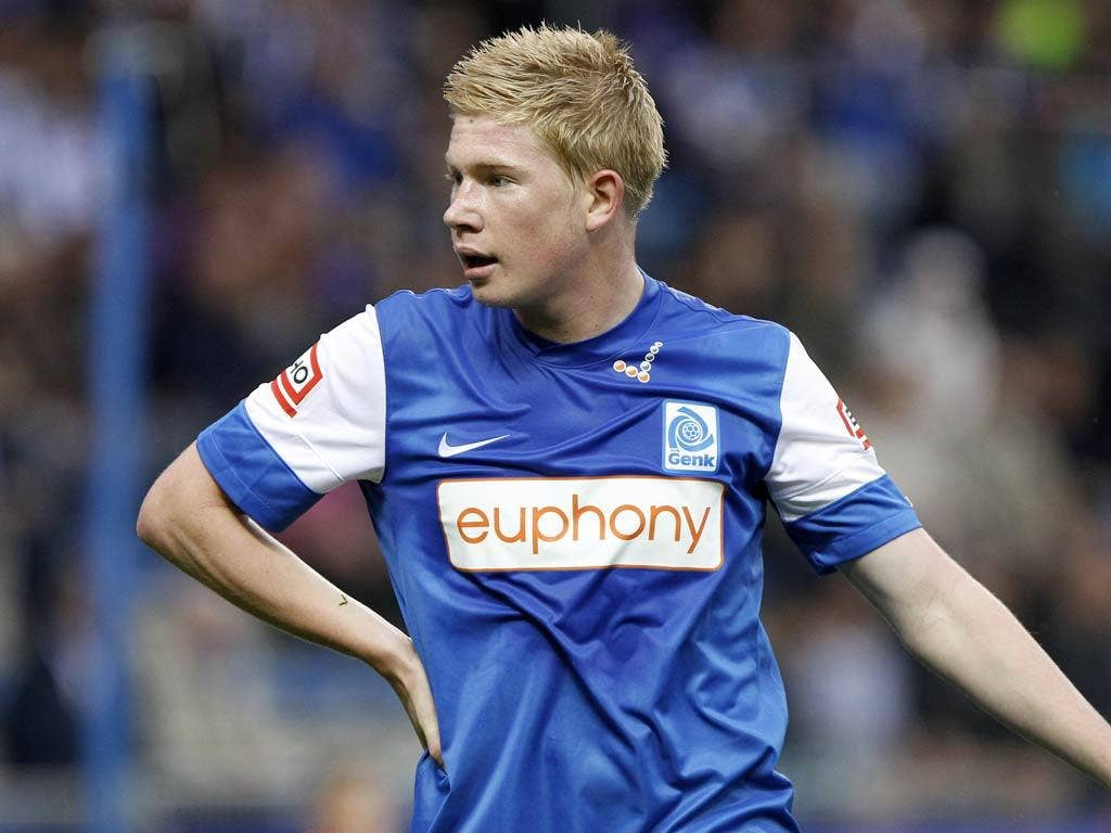 Chelsea are in talks over Kevin de Bruyne