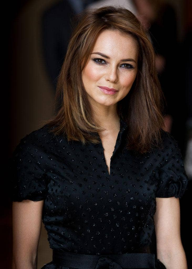 Kara Tointon will star in 'Absent Friends' at the Harold Pinter Theatre in London