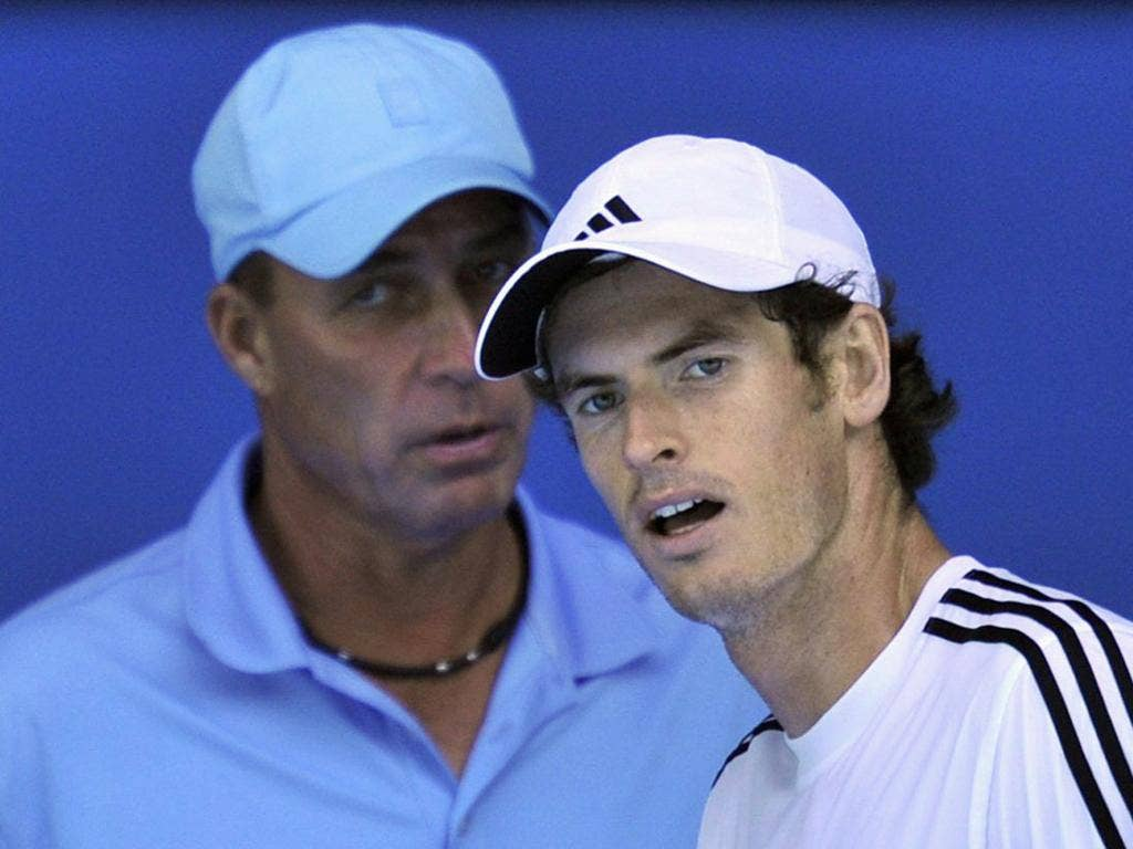 """""""A man of Lendl's authority, with a withering gaze and zero tolerance for excuses, is surely a key factor"""""""