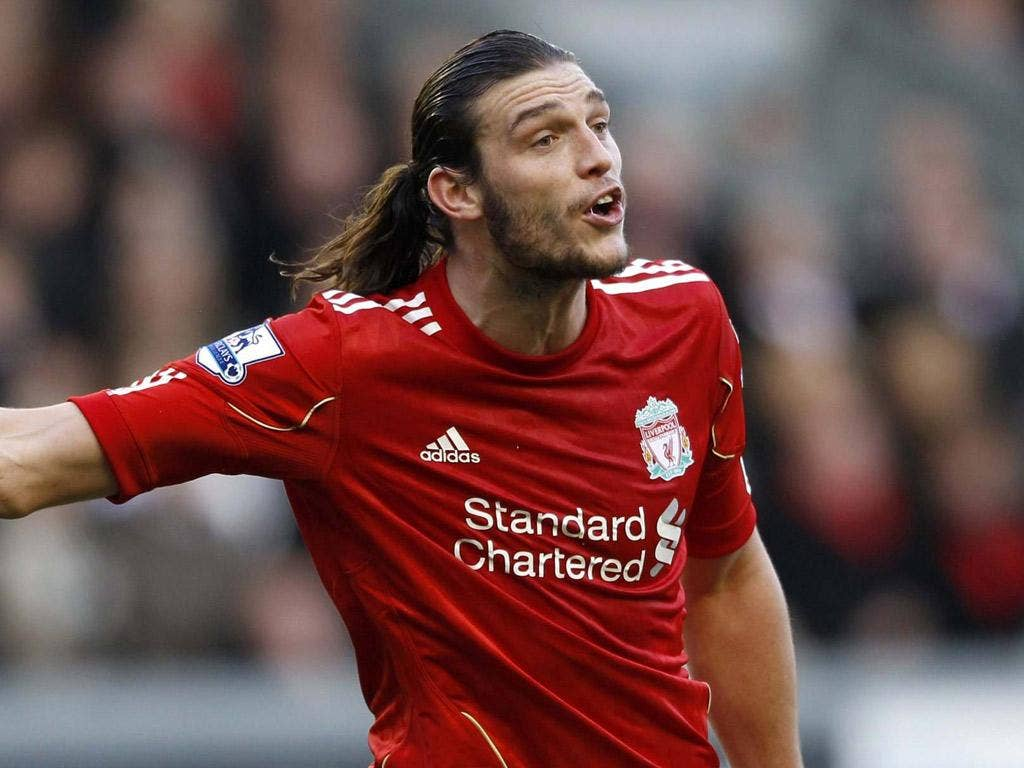 Wednesday is the first anniversary of Andy Carroll's £35m switch from Newcastle to Liverpool