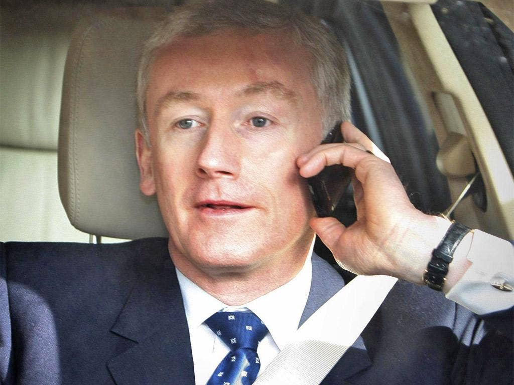 The now more prosaically titled Mr Fred Goodwin has been stripped of his 2004 knighthood, which was awarded 'for services to banking'