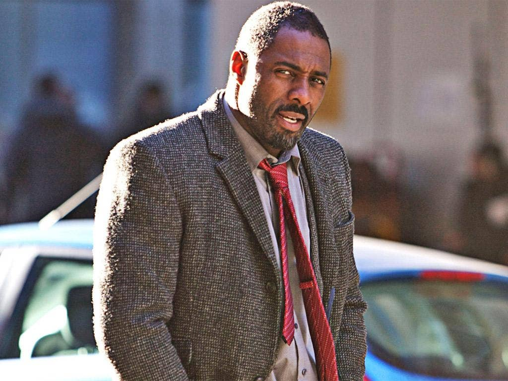 Idris Elba established himself in the US first, playing the role of Stringer Bell in 'The Wire'