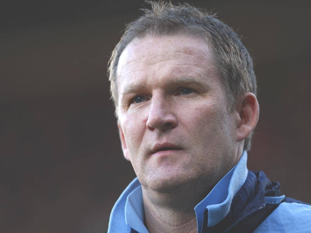 Simon Grayson replaced Gary McAllister as manager of his boyhood club in December 2008
