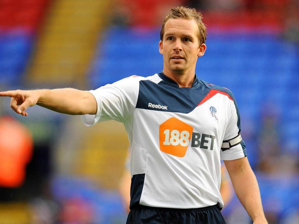 Kevin Davies was linked with a move away from Bolton during the January window