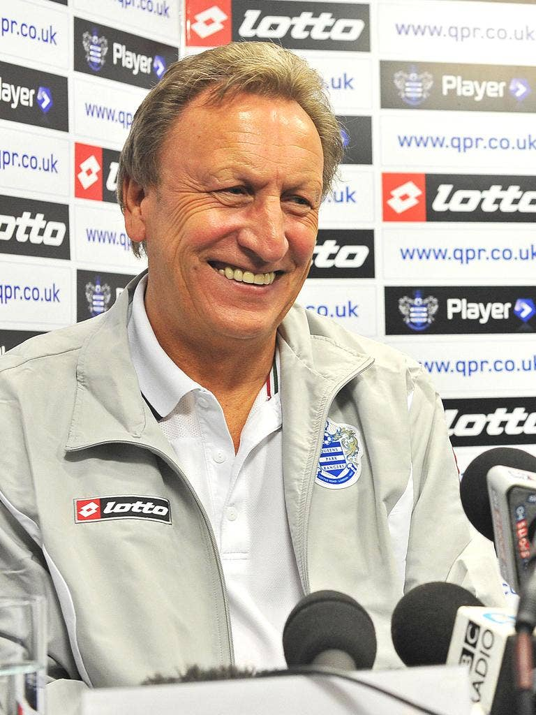 NEIL WARNOCK: 'It's a massive club, I'm aware of that. It is a great job for whoever takes over'