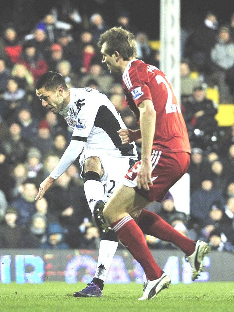 Clint Dempsey continued his redhot run with another Fulham goal