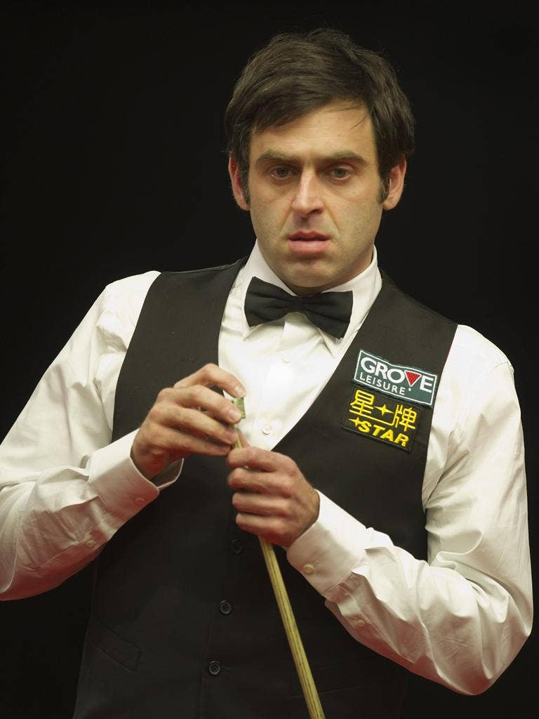 Ronnie O'Sullivan, recovered from 4-0 down at the German Masters to win 5-4 against Widnes's Andrew Higginson