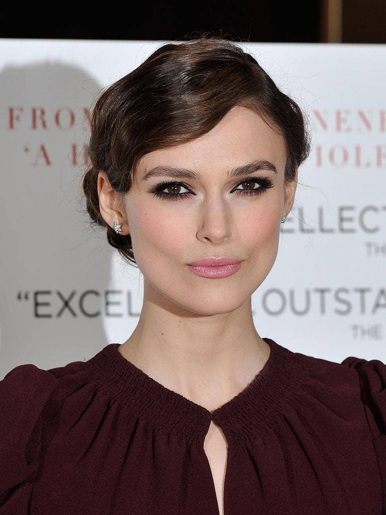 The spanking of Keira Knightley in David Cronenberg's film A Dangerous Method is proving a marketing hit