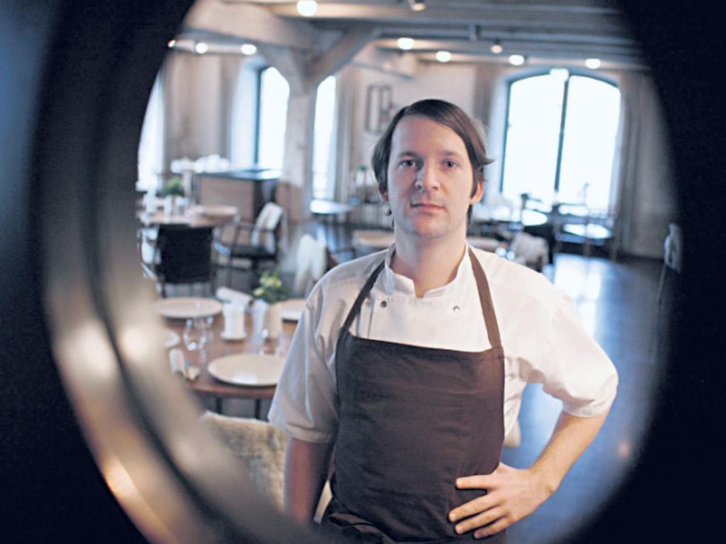 Top of the table: Noma's René Redzepi