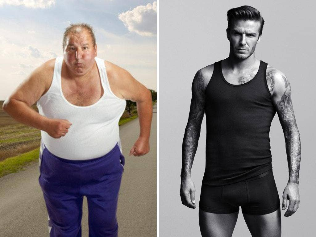 Beckham's bodywear brand was launched at H&M on Thursday, and it is predicted that sales of the notoriously difficult-to-pull-off-with-style garment will rise even further