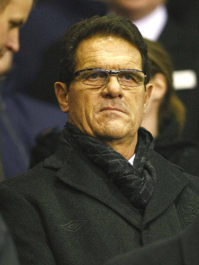 Fabio Capello gave controversial interview to Italian television