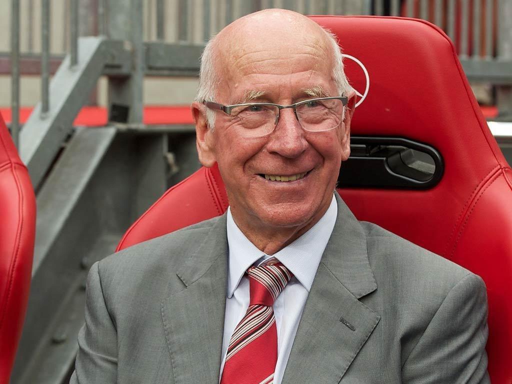 World Cup winner Bobby Charlton