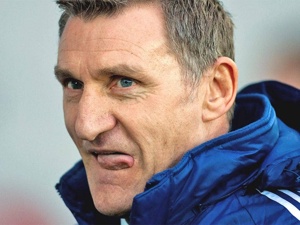 Tony Mowbray was only 22 when he was given the captain's armband at Boro