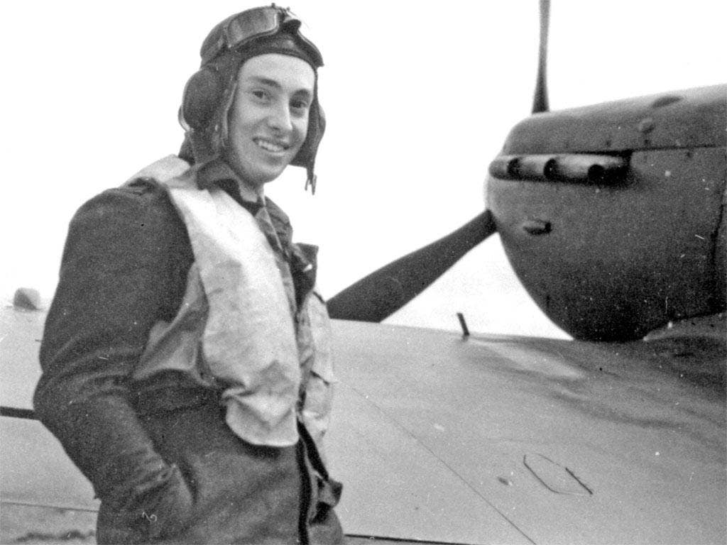 Ball and his Spitfire; he later served in Washington and as an assistant Chief of Staff at SHAPE in Belgium