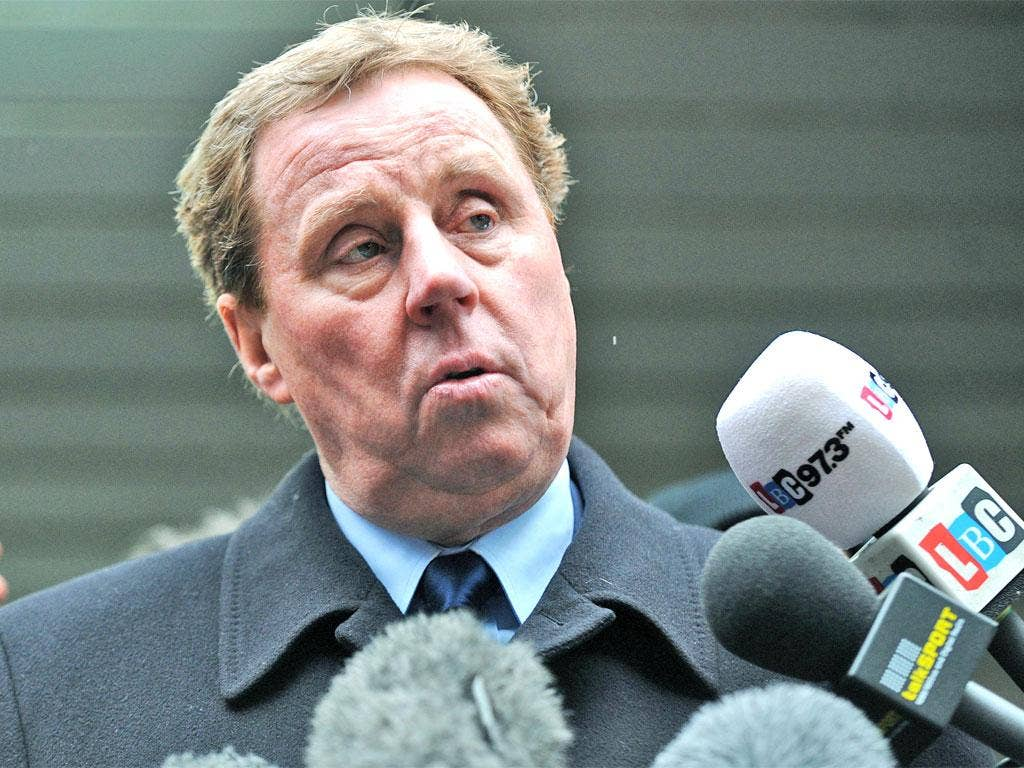 Redknapp: 'This case should never have come to court'