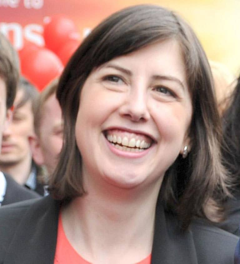 Ed Miliband's former acting chief of staff, Lucy Powell