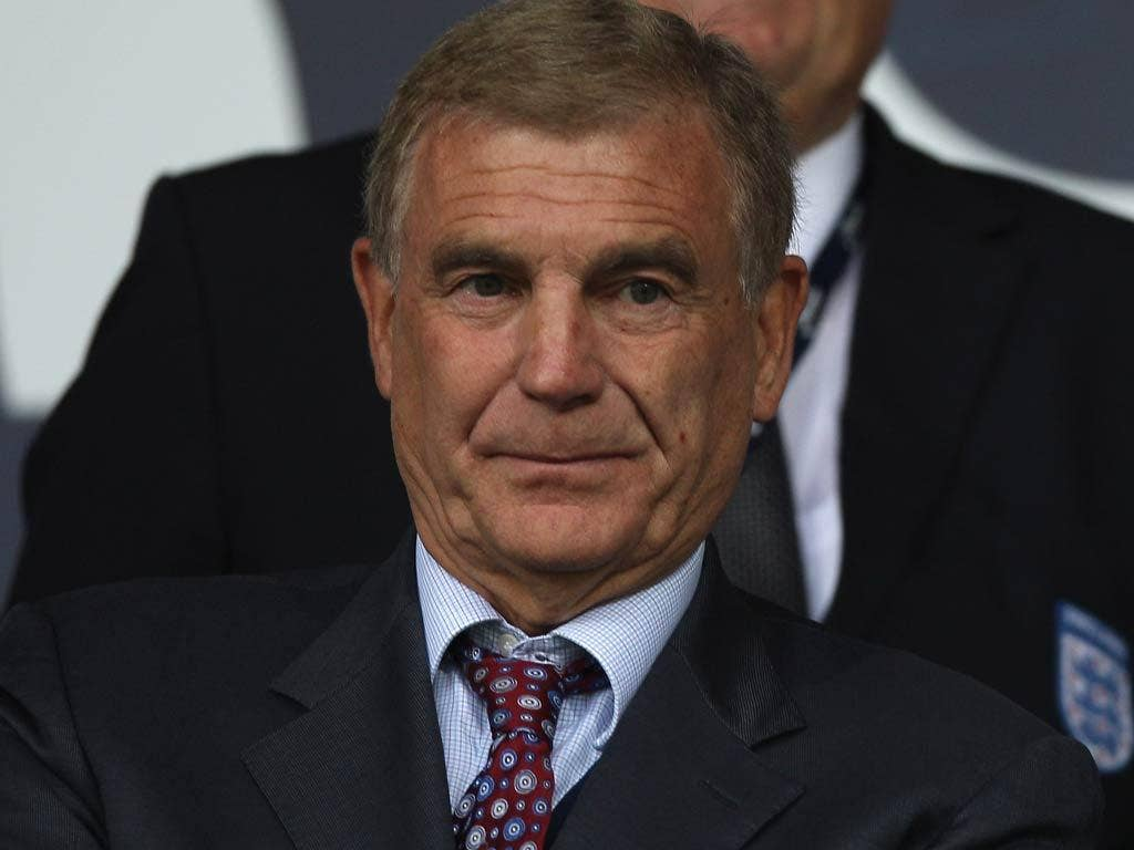 <b>Sir Trevor Brooking</b><br/>  One of the gentlemen of the game, the 63-year-old is highly regarded and is likely to be involved for the rearranged friendly with the Netherlands later this month. Played more than 500 games for West Ham and won 49 caps.