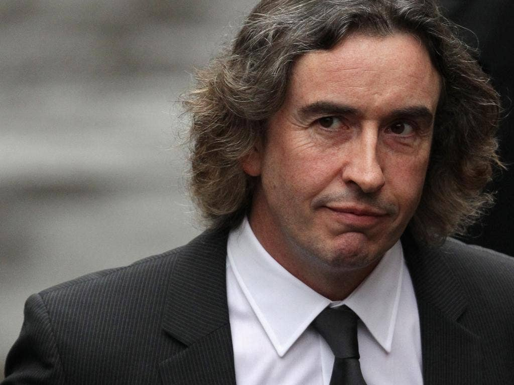 <p><b>Steve Coogan</b>:<br/>  <i>22 November</i><br/> Another actor-turned-activist, comedian Steve Coogan, appeared at the Inquiry the day after Mr Grant, and accused former <i>News of the World</i> editor Andy Coulson of secretly listening in on a phone