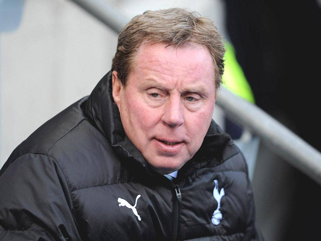 Redknapp is well thought of at White Hart Lane