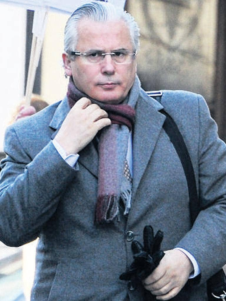 Baltasar Garzón was expelled from the judiciary for 11 years