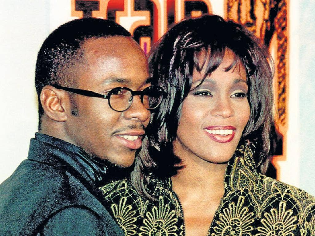 Those close to Houston, including her family, laid much of the blame for her problems with her husband, Bobby Brown
