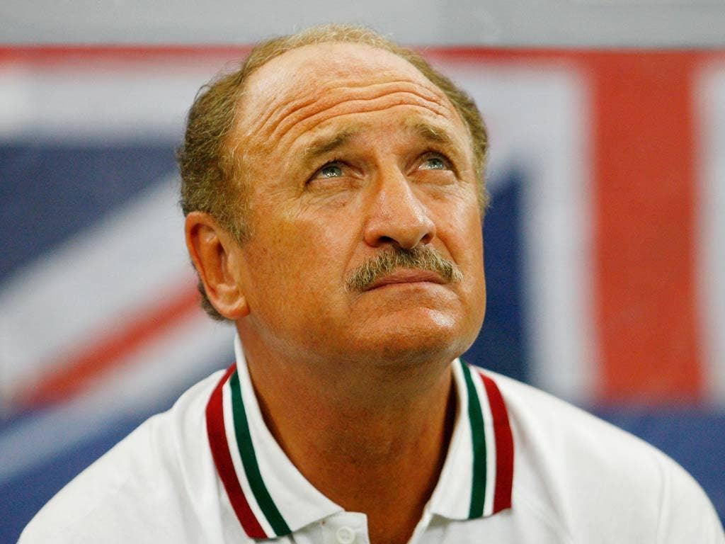 Scolari nearly became England manager in 2006