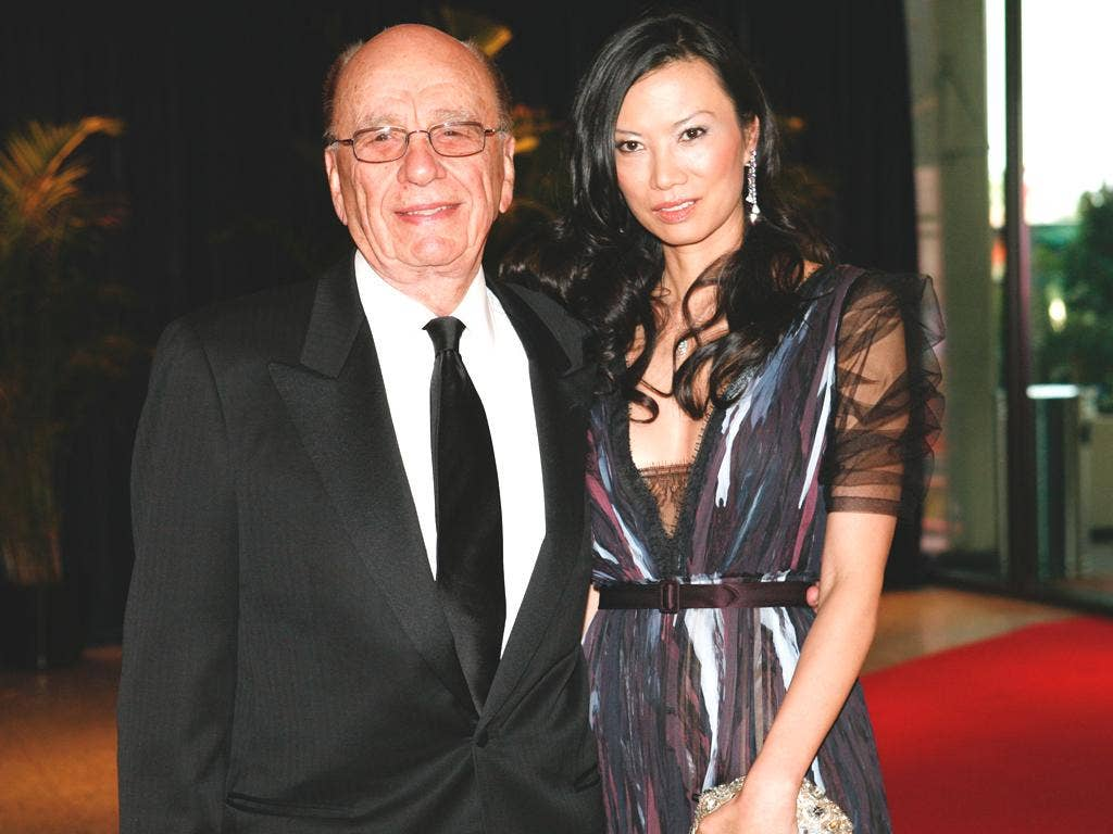 The chairman and CEO of News Corporation Rupert Murdoch is to divorce his wife Wendi Deng Murdoch, the company confirmed today.
