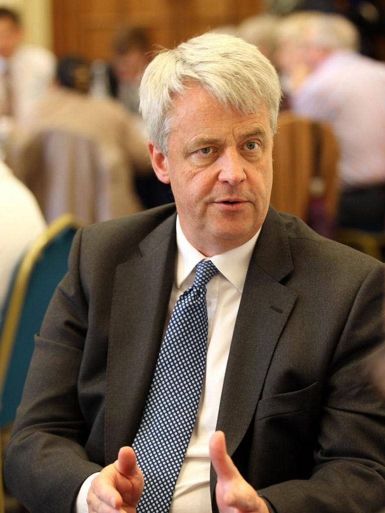 Andrew Lansley wrote in a medical journal that competition would bring greater innovation to the NHS