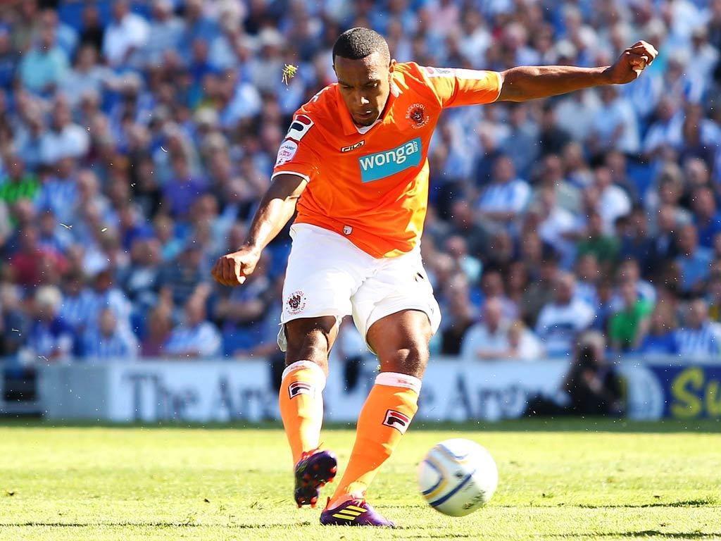 Blackpool's Matt Phillips has been called up