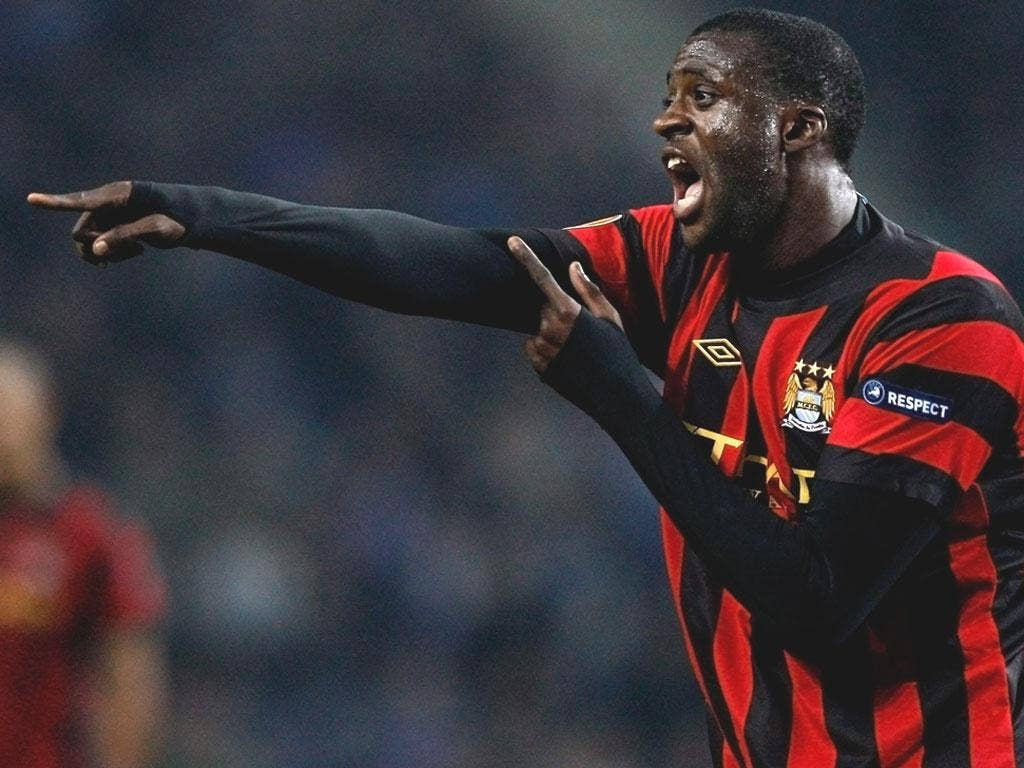 Yaya Touré was allegedly subjected to racist abuse by Porto fans
