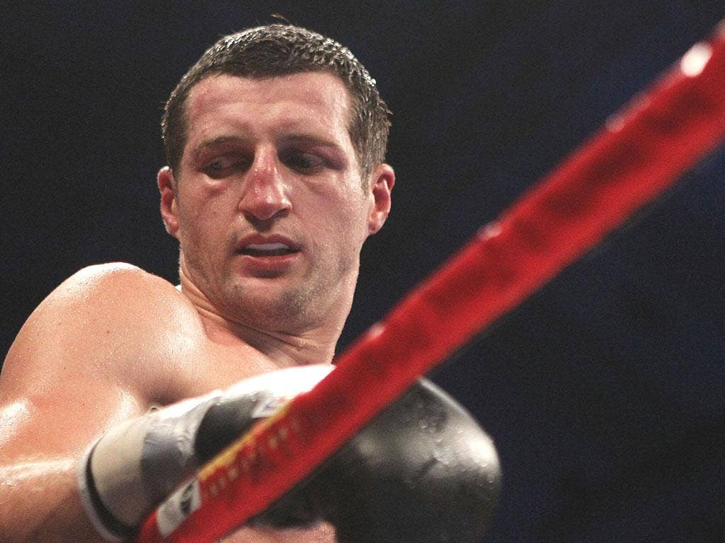 Carl Froch is one of Britain's best and most intelligent boxers