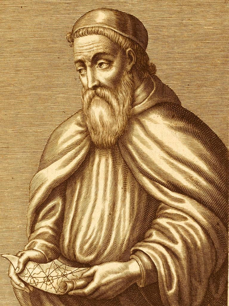 Amerigo Vespucci was born in 1454