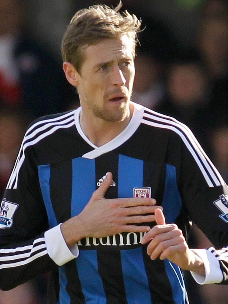 Crouch has scored a goal every other game in 48 European appearances
