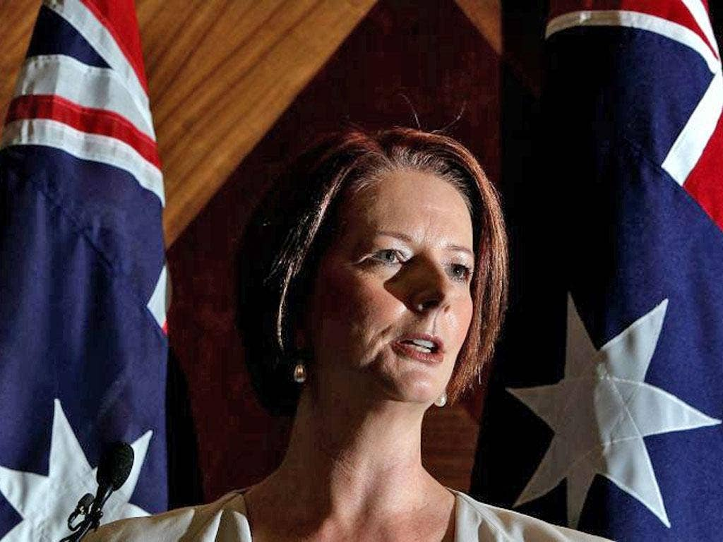 Julia Gillard is extremely unpopular with the public but liked by MPs