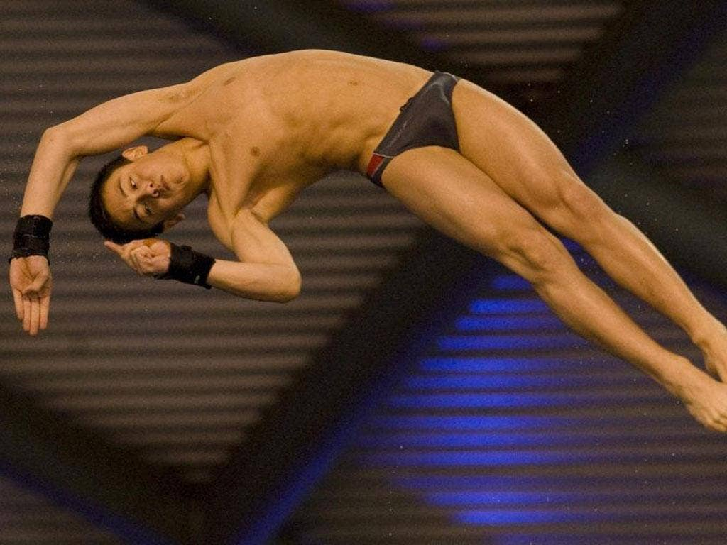 Tom Daley has been at the centre of a media storm over comments made by the British diving coach about his attitude to Olympic preparation