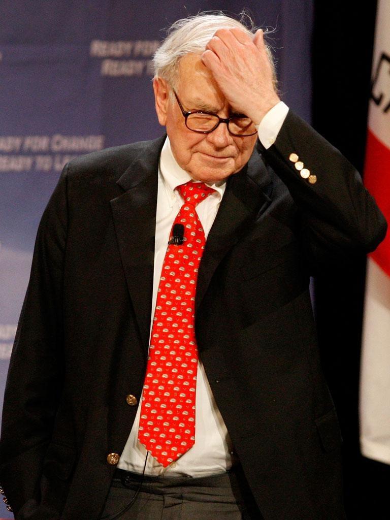 Billionaire investor Warren Buffett has been wrong