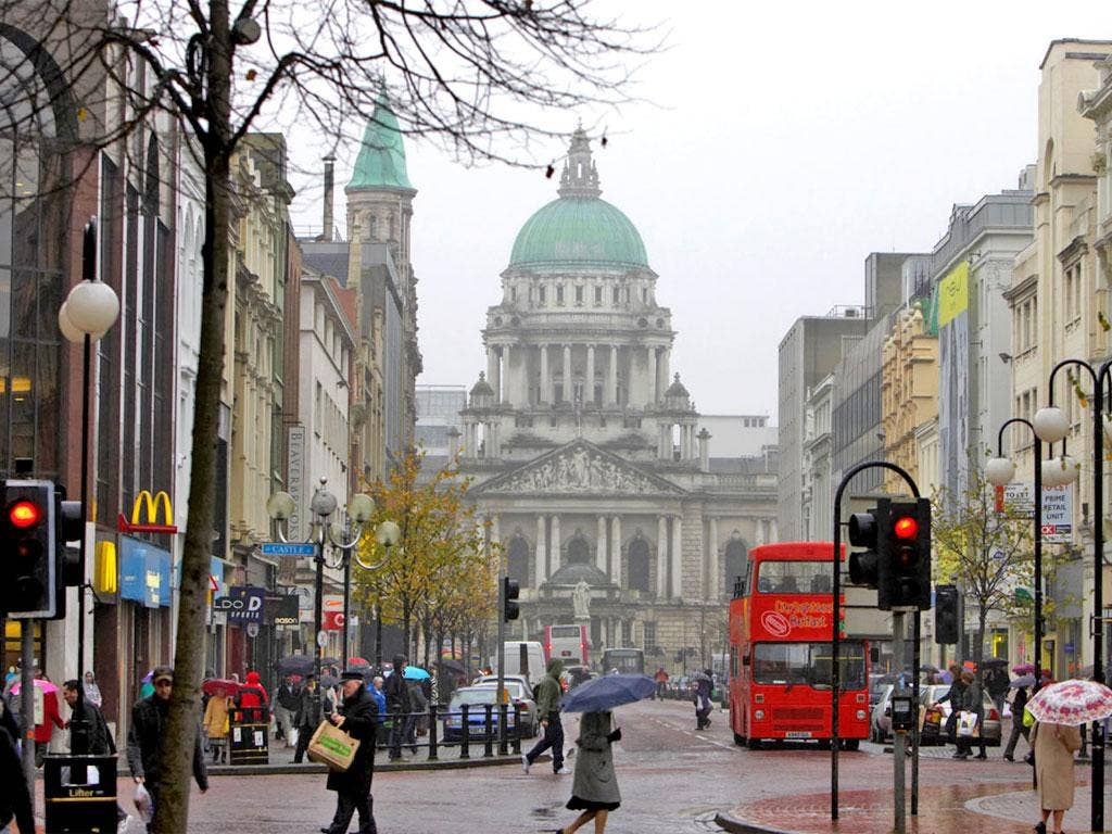People living in Northern Ireland scored well on life satisfaction