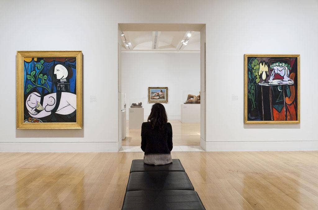 Shock of the new: The Tate's Picasso exhibition reveals the negative reactions of some of the artist's contemporaries