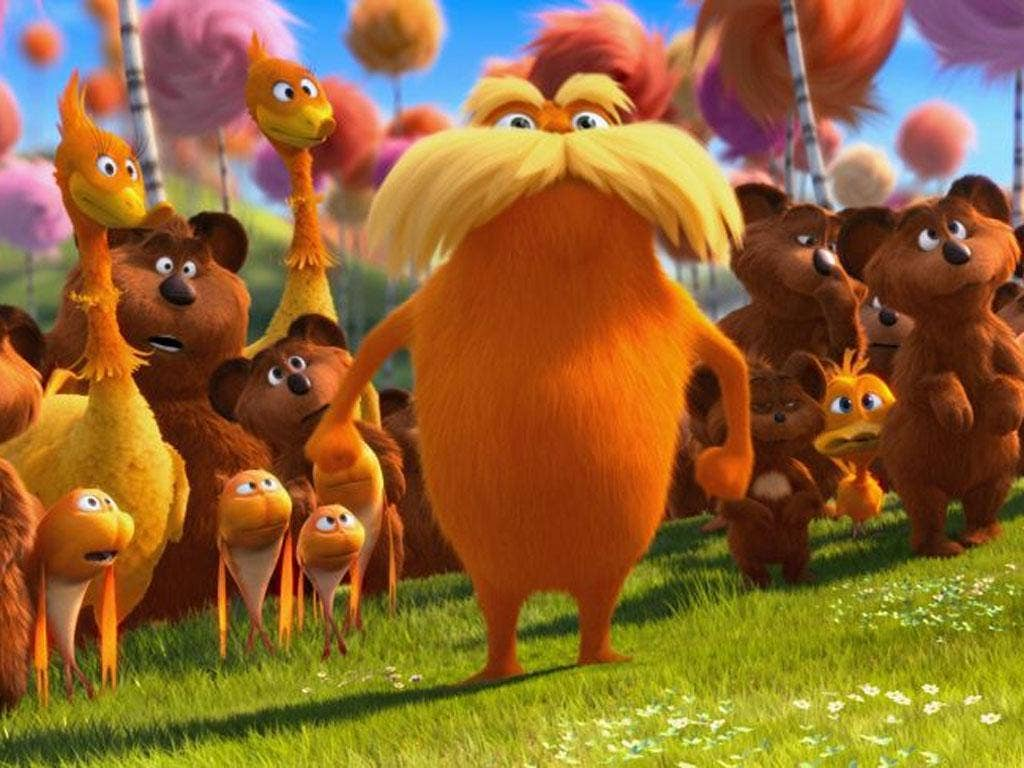 The Lorax's reputation as an environmentalist is under threat