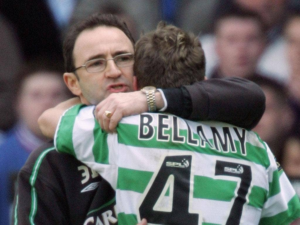 Martin O'Neill hopes memories of Old Firm games will help Sunderland in tomorrow's derby