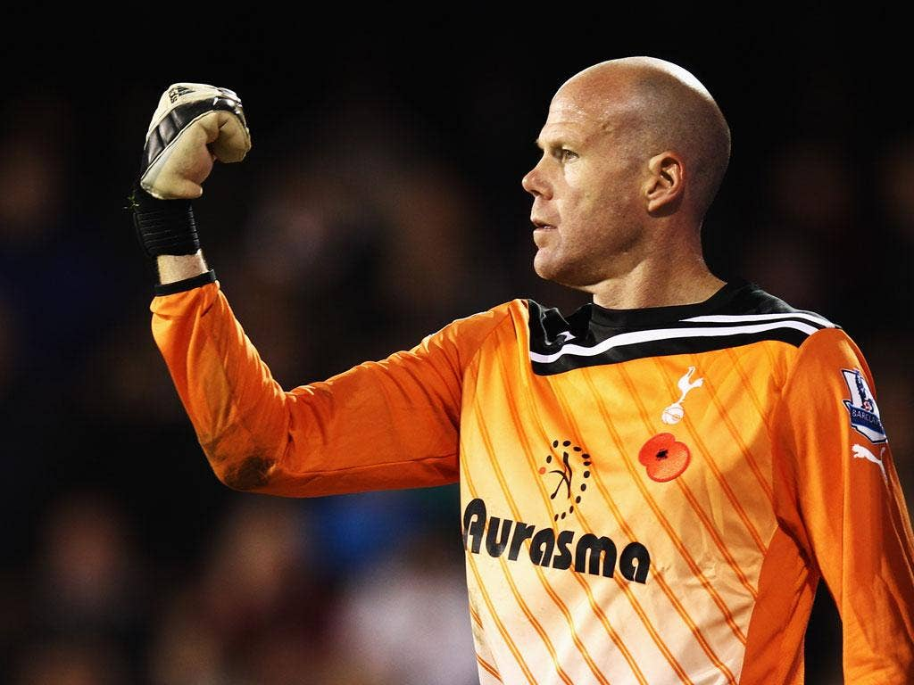 'All keepers are a bit loopy. When you are young it's hard to snap out of it'