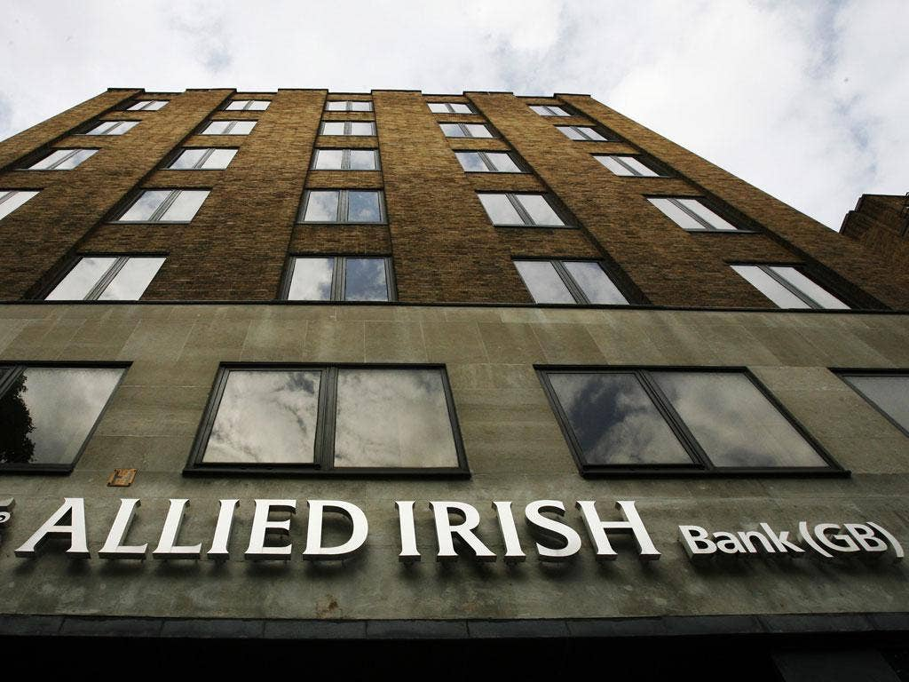 Allied Irish Banks has confirmed it is laying off 2,500 workers